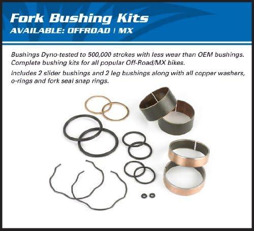 Pro X Fork Bushing Kit for Honda XR650L 1993-2009