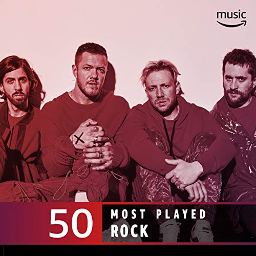 The Top 50 Most Played: Rock]()