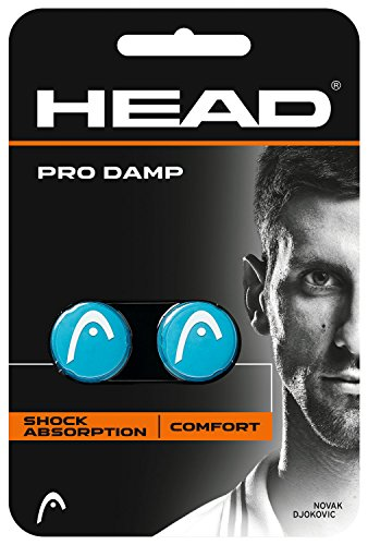 HEAD Pro Damp Tennis Vibration Dampener Blue