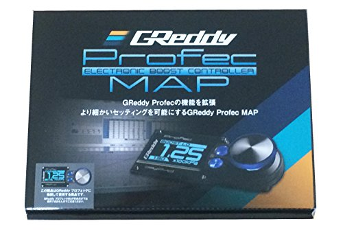 GReddy 15500215 Profec Map Boost Controller Expansion (Greddy Boost Controller)