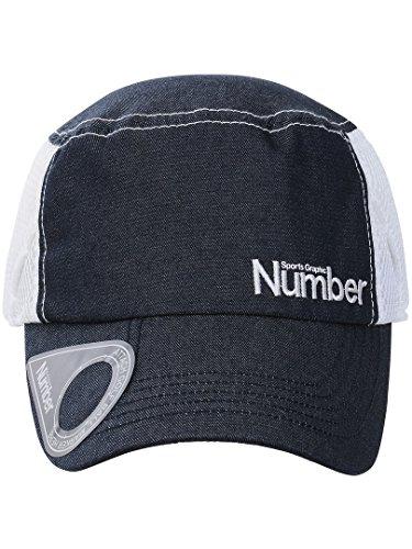 (ナンバー) Number ドゴールキャップ FREE ネイビー