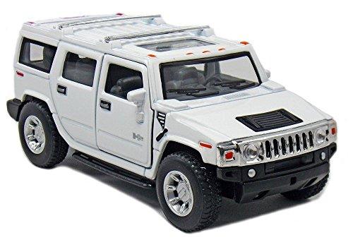 Kinsmart 2008 Hummer H2 SUV 1:40 scale 5