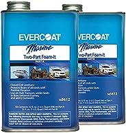 Evercoat Fibre Glass Co Two Part Pour Foam 1/2 Gallon
