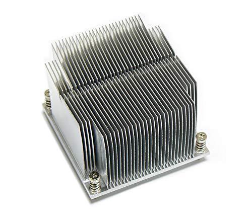 Cooljag Day-E-A 2U Aluminum Heatsink for Intel Intel Xeon 5600/5500, Core i7 LGA1366/1356 Processors, Does NOT Include Backplate (JAC0B02A)
