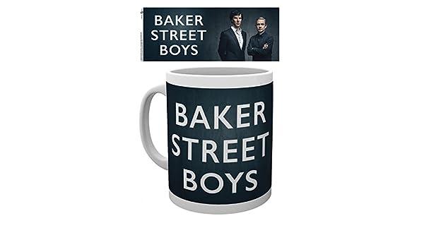 Taza de Sherlock Baker Street Boys