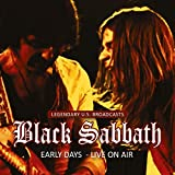 Early Days - Live On Air
