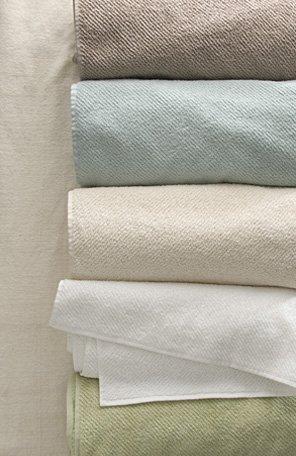 Coyuchi Bath Sheet - Taupe