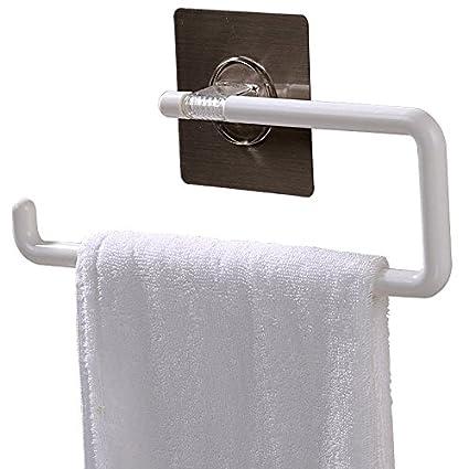 WANG-shunlida Cocina Toallas de papel Papel Rack Rack para colgar en la pared de