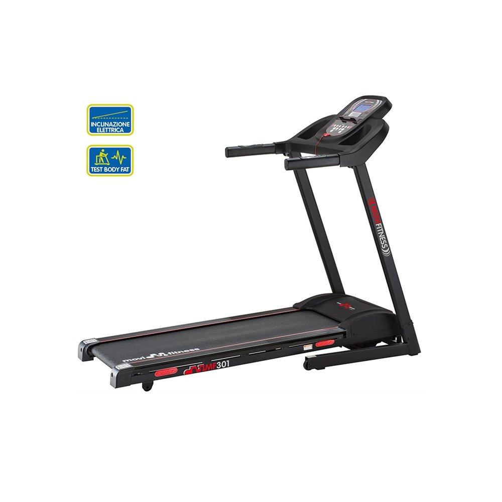 Laufband MF301 Neigungswinkel Elektrische Movi Fitness