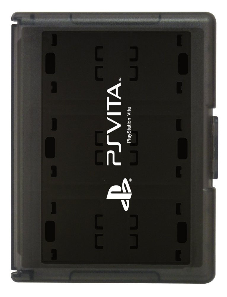 Card Case 12 for PlayStation Vita (Black) [Japan Import]