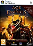 Age of Empires III - Complete Collection (PC DVD) [import anglais]