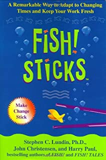 Amazon fish a remarkable way to boost morale and improve fish sticks a remarkable way to adapt to changing times and keep your work fandeluxe Gallery