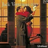2017 Jack Vettriano Calendar - teNeues Grid Calendar, Art Calendar - 30 x 30 cm