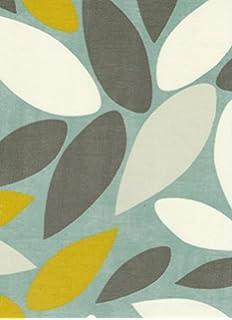 Oilcloth Tablecloth PVC Tablecloth: : 1465 GOODGE DUCKEGG 134 X 100cm Gloss