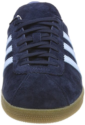 adidas Men's Berlin Trainers Blue (Dark Marine/Clear Sky/Trace Blue) qzp04ges5