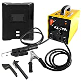 Hiltex 10910 Electric ARC Welding Machine, 100 AMP 110/220V Dual Voltage | Ultra Portable