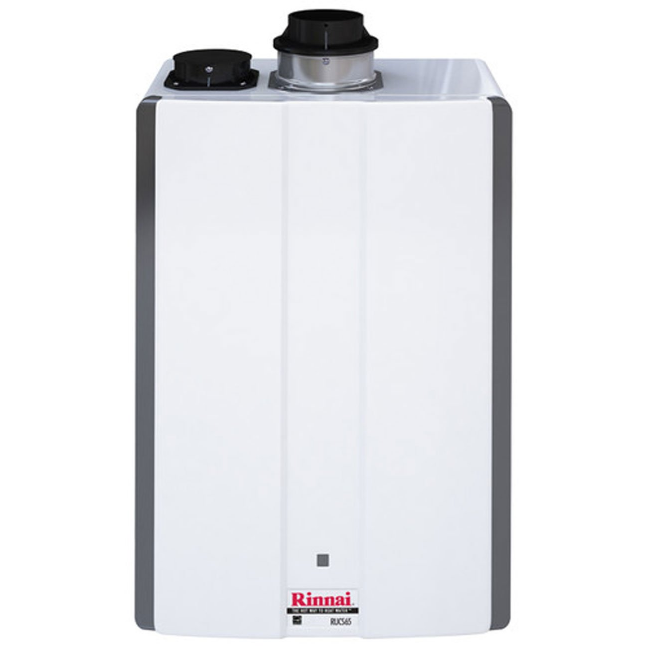 3. Rinnai RUCS75IN Ultra Series Tankless Water Heater, White