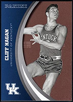 MultiSport MultiSport 2016 Panini Kentucky Wildcats #38 Cliff Hagan