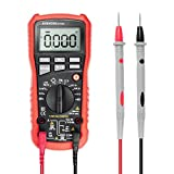 3999 Counts Digital Multimeter, Eventek ET680 Auto Ranging,1000V Meter Tester Best For Measuring AC, DC Amp/Ohm/Volt AC/DC Multi Tester with Backlight
