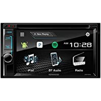 Kenwood DDX394 DVD Receiver with Bluetooth (Certified Refurbished)