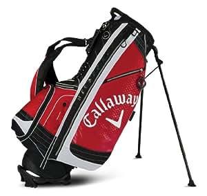 Callaway XTT Xtreme Stand Bag, Red