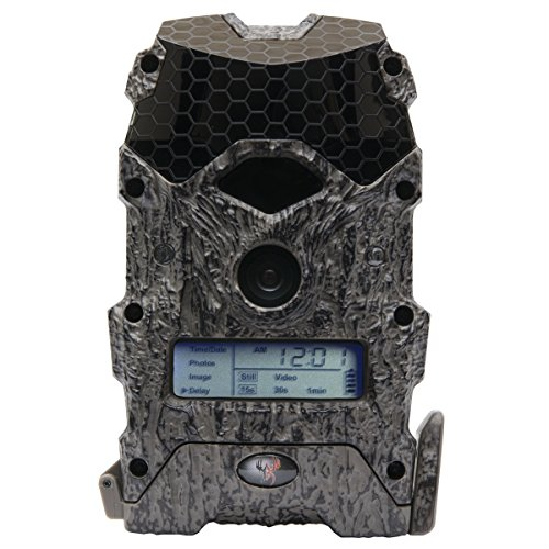 Wildgame Innovations M16B20-7 Mirage 16 Lights-out Trail Camera, Bark by Wild Game Innovations