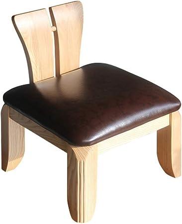 bois massif tabouret de table basse