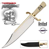 United Cutlery GH5017 Gil Hibben Expendables Bowie Knife with Sheath, Outdoor Stuffs