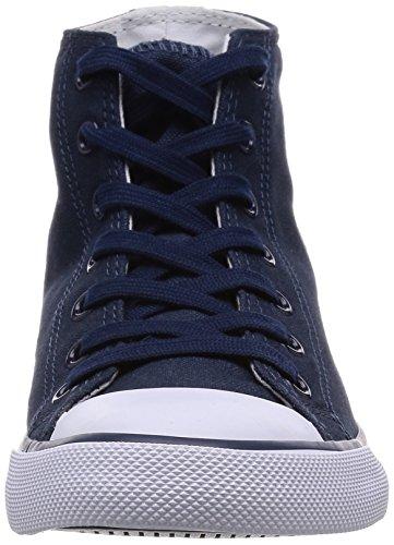 Lacoste - Zapatillas de Lona para mujer azul 39