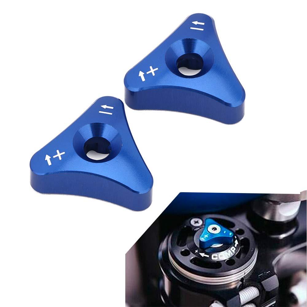 JFG RACING forcella anteriore manopola di regolazione per KTM Husaberg Husqvarna