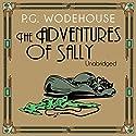 The Adventures of Sally Hörbuch von P. G. Wodehouse Gesprochen von: Jonathan Cecil