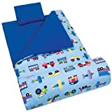 Olive Kids Trains, Planes & Trucks Original Sleeping Bag