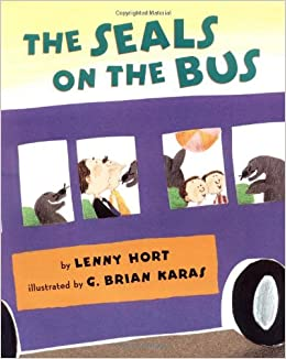 Amazon.com: The Seals on the Bus (Owlet Book) (9780805072631): Hort, Lenny, Karas, G. Brian: Books