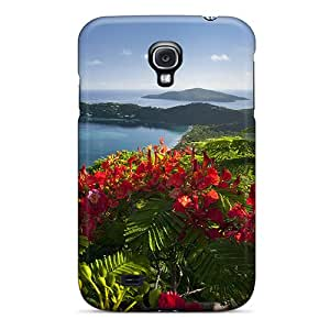 Snap-on Incredible View Case Cover Skin Compatible With Galaxy S4