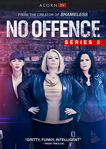 DVD : No Offence: Series 2