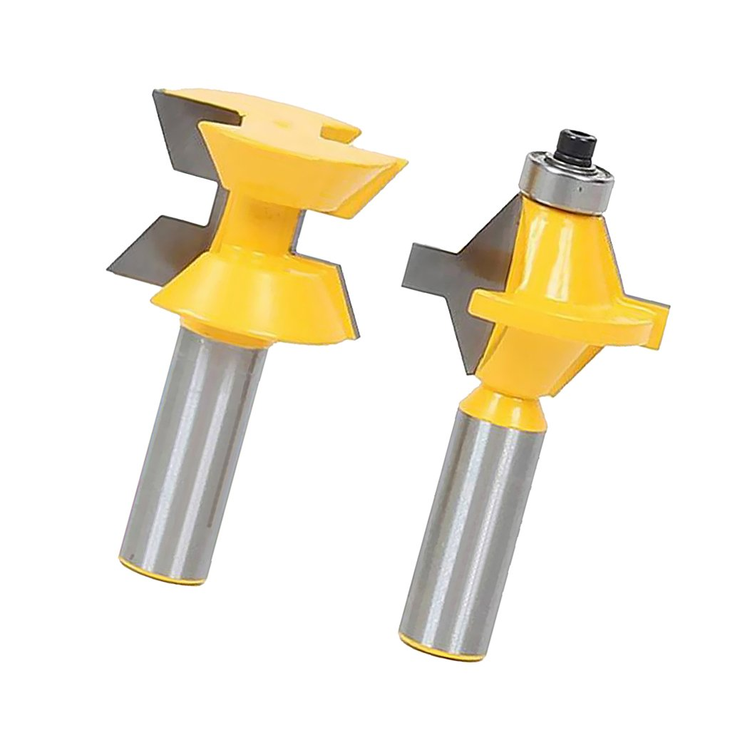 1//2 Shank Multi-Profile Molding Router Bit Milling Wood Cutter Multiform