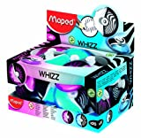 Maped Whizz Eraser - Assorted Colours (Box of 20) 114411