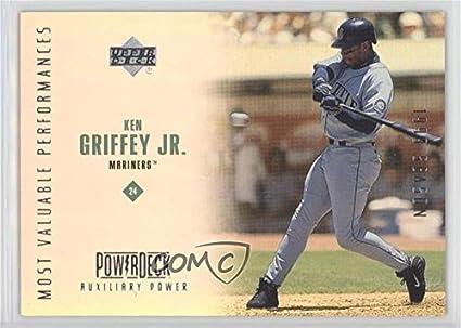 Amazoncom Ken Griffey Jr Baseball Card 1999 Upper Deck