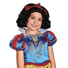 Disguise Costumes Disney Princess Snow White Child Wig