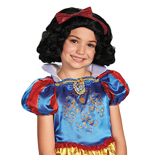 Disguise Disney Princess Snow White Child (Snow White Wig Child)
