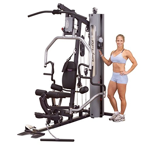 Body Solid G5Series Weight Stack Home Gym Machine by Body-Solid
