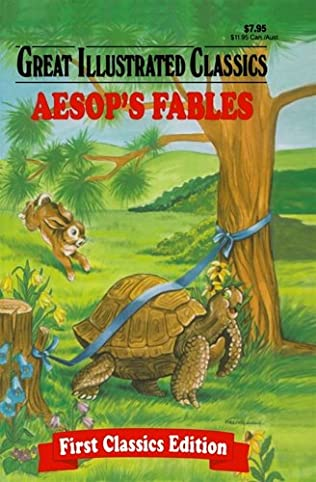 book cover of Aesop\'s Fables