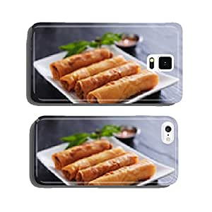 spring rolls cell phone cover case iPhone6 Plus