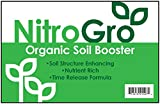 NitroGro - Organic Soil Fertilizer, Amendment and Booster for Houseplants and Small Gardens - 5 Quart