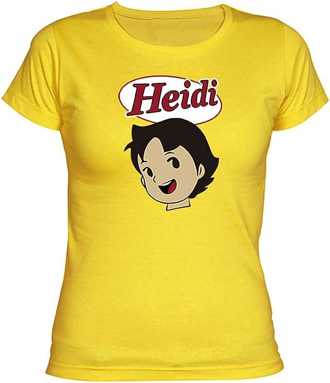 Camisetas EGB Camiseta Chica Nancy ochenteras 80/´s Retro