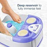 Conair Waterfall Foot Spa with Lights