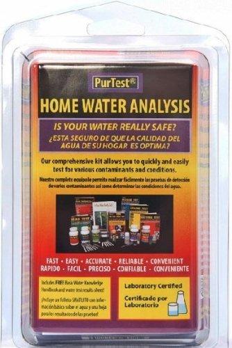PurTest Home Drinking Water Test Kit - 11 - Water Testing Kit Drinking