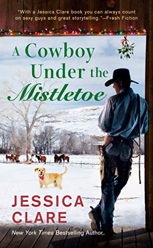 A Cowboy Under the Mistletoe (The Wyoming Cowboy Series)