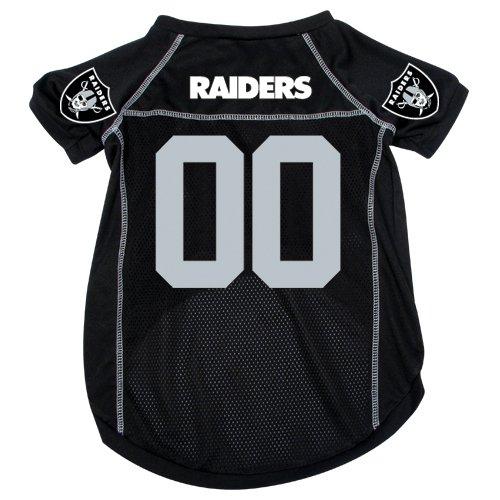 Oakland Raiders Pet Dog Football Jersey XL, My Pet Supplies