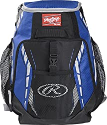 Rawlings R400-r R400 -R Baseball Equipment Bags Backpacks